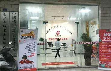 少儿练字班加盟——锋格练字,广东惠州博罗校区